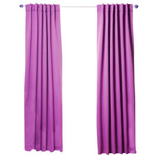 Traditional Curtains by Best Home Fashion