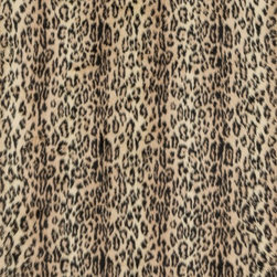 Loloi Rugs - Loloi Rugs Danso Collection - Cheetah, 2' x 3' - Chic safari animal prints are reinterpreted into ultra soft faux fur rugs in the Danso Collection. Made in China of 100% poly-acrylic, Danso's rich solids or cheetah, zebra, and tiger patterns are available in trend right colors that set these rugs ahead of the pack.