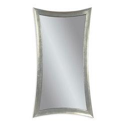 Bassett Mirror - Bassett Mirror Hourglass Wall Mirror - Hourglass Wall Mirror