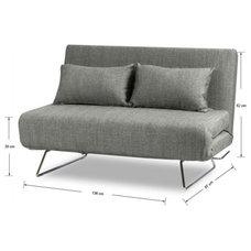 Frizzo Grey Sleeper Sofa online - FASHION FOR HOME