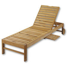 Traditional Outdoor Chaise Lounges by Lands' End