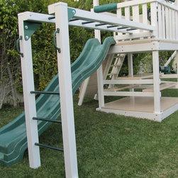 Swing Set Additions - Monkey Bar System - Monkey Bar System