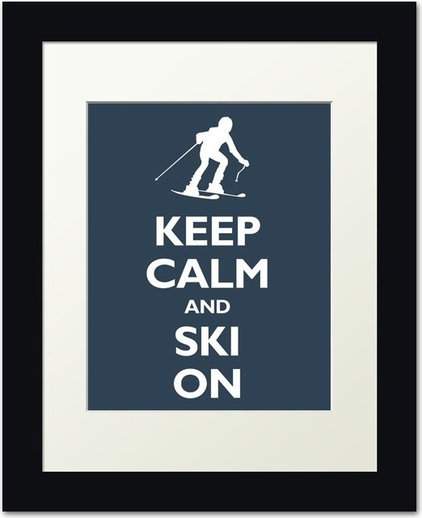 modern artwork by Keep Calm Prints