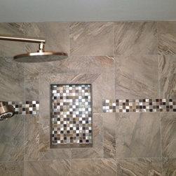External Shower Systems -