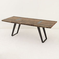 Industrial Dining Tables by Anthropologie