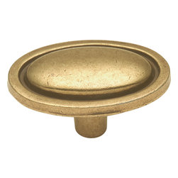"""Hickory Hardware - Manor House Lancaster Hand Polished Cabinet Knob, 1 1/2"""" - Classic lines, finishes and styles create a warm and comforting feel. Usually 18th-century English, 19th-century neoclassic, French country and British Colonial revival. Use of classic styling and symmetry creates a calm orderly look."""