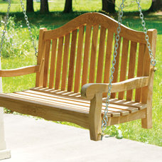 Traditional Porch Swings by Patio Living Plus