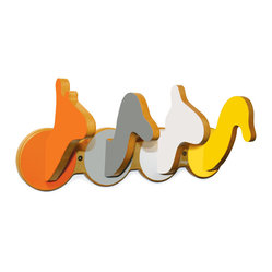 Safari Collection, Safari Wall Hooks