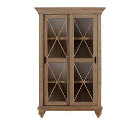 """""""Clarendon"""" Bookcase -"""