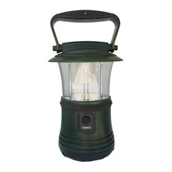 Dorcy International Inc - Dorcy 41-3103 Battery Operated LED Camping Flashlight Lantern with Hanging Hook - Shop for Flashlights from Hayneedle.com! Let your camping adventures begin with the Dorcy 41-3103 Battery Operated LED Camping Flashlight Lantern with Hanging Hook pumping out 65 lumens up to 30 feet. It has a durable lightweight construction and handy push-button switch. A built-in hanging hook add convenience. This lantern can run for up to 144 hours on 3 D-cell batteries (not included). Additional Features Power Source: Battery Bulb Type: LED Beam Distance: 30 ft. Lumens: 65 Dimensions: 5L x 5W x 9.5H inches About Dorcy InternationalFor over 55 years Dorcy has been lighting the way. This privately held company is headquartered in Columbus Ohio. They offer the widest range of lighting products available. Never a company to be left in the dark Dorcy continues to lead the market in cutting edge products. All lighting products are manufactured to strict quality controlled specifications. Dorcy is here to light your way.