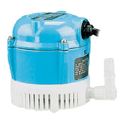 "Little Giant - Little Giant 1-A Permanently Lubricated Pump 170 Gph - Little Giant 1-A Is A Small Submersible Oil-Filled Pump With Epoxy Coated Cast Aluminum Housing. Ideal For Ommercial, Industrial And Home Applications Including Statuary Fountains, Water Displays, Air Conditioners, Machine Tool Coolants, And Many Other Applications Where Liquid Must Be Transferred Or Recirculated. Litte Giant 1-A Is A Compact 170 Gph Pump Features A 1/4"" Mnpt Discharge, 7 Foot Shut-Off Head Capability, And Screened Inlet. Little Giant 1-A Is Not Recommended For Aquariums, Swimming Pools And Fuel Oil Transfer."