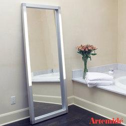 Artemide Rezek Floor Mirror - Artemide Rezek Floor Mirror