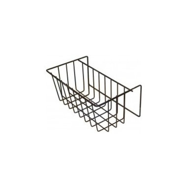 "9"" x 4.5"" Rinsing Basket in Mocha - This rinsing basket will fit a variety of Native Trails sinks: Cocina Duet Pro, Farmhouse Duet Pro, Cocina Duet and the Farmhouse Duet. The rinsing basket comes in stainless steel and mocha finishes."