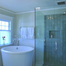 Traditional Bathroom by RR Chandler Design Build Renovate