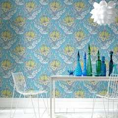 eclectic wallpaper by Design Public