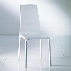 Bontempi Casa - Bontempi Casa | Alice High Back Chair - Design by Erresse Studio.