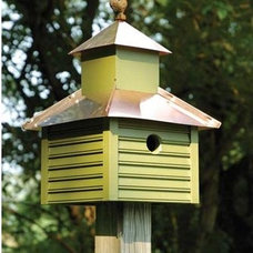 Traditional Birdhouses by Bellacor