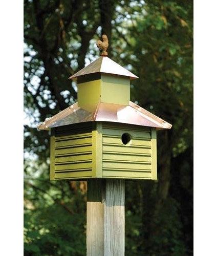 Contemporary Birdhouses by Bellacor