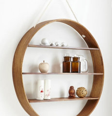 contemporary wall shelves by Hard to Find
