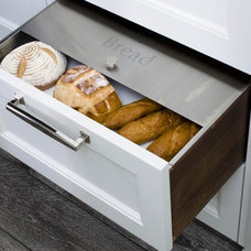 Modern Kitchen Drawer Organizers by Bradco Stainless Products Co.