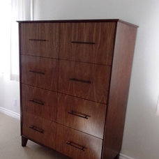 Contemporary Dressers Chests And Bedroom Armoires by Urban Colony