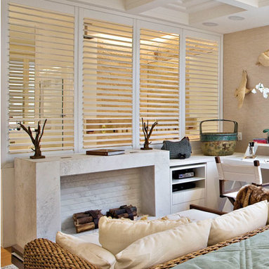 """Blindsgalore - Blindsgalore Signature 3-inch Vinyl Shutters - Blindsgalore Signature 3"""" Vinyl Shutters is a highly durable and low maintenance covering for your window.  These shutters make your home look attractive from the inside and outside."""