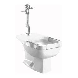 American Standard - American Standard Clinic Service Sink, Floor-Mount, White (9504.999.020) - American Standard 9504.999.020 Clinic Service Sink, Floor-Mount, White