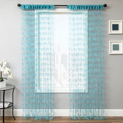 Softline Home Fashions - Ohara Rod Pocket Curtain - 935AVATA400RPPUL 054084 - Shop for Curtains and Drapes from Hayneedle.com! Check out the sheerly fabulous Ohara Rod Pocket Curtain. Whether for a teen's room or the dining room this pocket curtain couldn't be easier to align with your style. Choose from available lengths.About Softline Home Fashions Inc.With an uncompromising drive to delight customers Softline is proud to provide the highest quality decorative fabrics and curtains sourced from around the world. Integrity is a core value at Softline and that's why this well-known firm partners with ethically run factories that abide by international labor standards. With distribution centers in Montreal Canada and Gardena California Softline is proud to support a number of charities including the International Society for Children with Cancer and the American Red Cross.