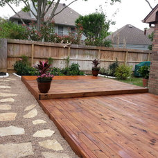 Modern  by PLS Landscaping