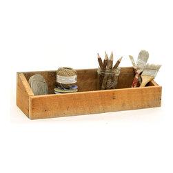 Wall Organization System, 4 - Box - 4 - Wall Box