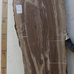 Black Walnut Wood Slab 3570a2 - BLACK  WALNUT  (juglans nigra)