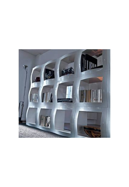 contemporary bookcases cabinets and computer armoires by homefrenzy