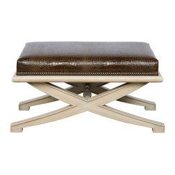 Vanguard Furniture - Vanguard Furniture Lytton Ottoman L053P-OT - Vanguard Furniture Lytton Ottoman L053P-OT