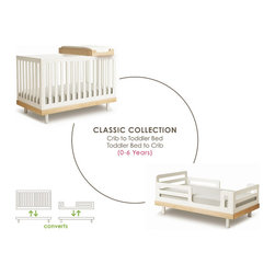 Oeuf - Classic Toddler Bed Conversion Kit - Oeuf Toddler Bed Conversion Kit