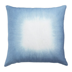 Ombré Burst Pillow Cover -