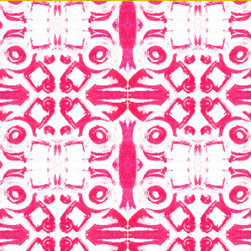 Fabric - 42614 pink.  Available in various fabrications for sale by the yard and swatch.
