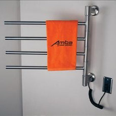 towel bars and hooks by PoshHaus