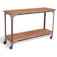 Modern Console Tables by Rose & Grey