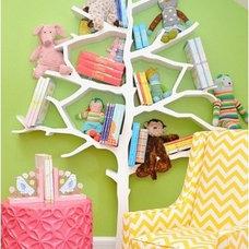 Tree Bookcase by Nurseryworks, Bookshelves, Furniture