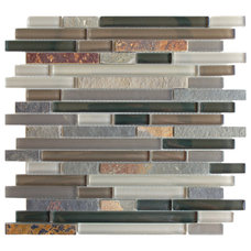 Contemporary Tile Contemporary Kitchen Tile