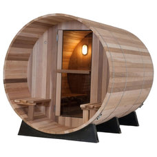 Traditional Saunas by SaunaSupplyWorld.com