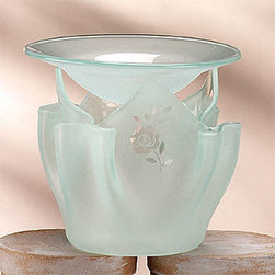 Artico - Glass Oil Burner Collectible Incense Burner Aromatherapy Decoration - This gorgeous Glass Oil Burner Collectible Incense Burner Aromatherapy Decoration has the finest details and highest quality you will find anywhere! Glass Oil Burner Collectible Incense Burner Aromatherapy Decoration is truly remarkable.