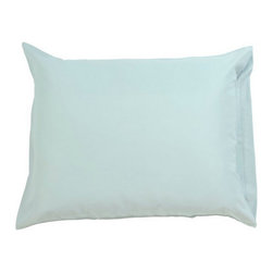 BambooDreams Pillowcase Set of 2, Standard, Rain - Yala's Bamboo Dreams™ Pillowcases offer soft haven for your head each night. No anti-wrinkling agents or chemicals means you can sleep in nature's embrace. Will match any decor and the Bamboo Dreams Sheet Set, of course!  Envelope closure.