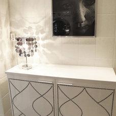 Contemporary Bathroom by Sindahl