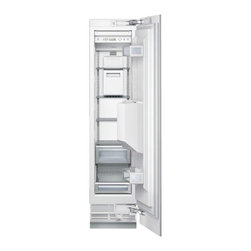 "Thermador Freedom 18"" Fully Flush Freezer, Custom Panel Right Hinge 
