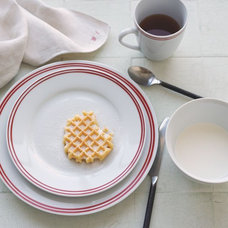 Traditional Dinnerware by West Elm
