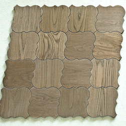 Sexton Wood Flooring Tiles - Jamie Beckwith Collection:Enigma