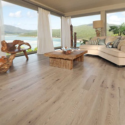 Mirage Floors - Mirage Floors Sweet Memories Handcrafted Red Oak Chateau