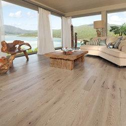 Mirage Floors - Mirage Floors Sweet Memories Handcrafted Red Oak Chateau