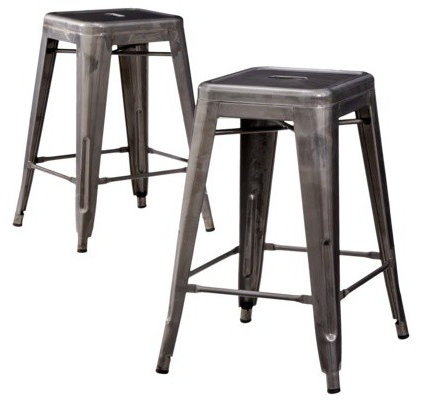 Industrial Bar Stools And Counter Stools by Target